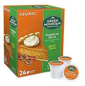 Pumpkin Spice Keurig K-Cups