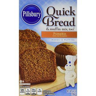 Pumpkin Bread and Muffin Mix