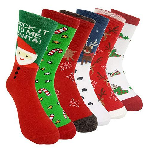 17 best christmas socks for 2018 cute holiday christmas socks - Christmas Socks Decoration