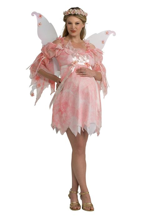 15 best halloween costumes for pregnant women easy diy maternity rubies costumes fairy pregnant halloween costume solutioingenieria Images