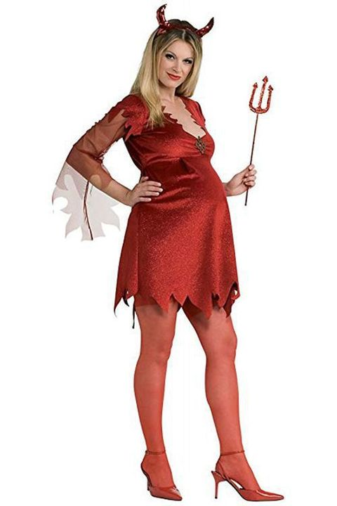 f13c1a0ee2 15 Best Halloween Costumes for Pregnant Women - Easy DIY Maternity ...
