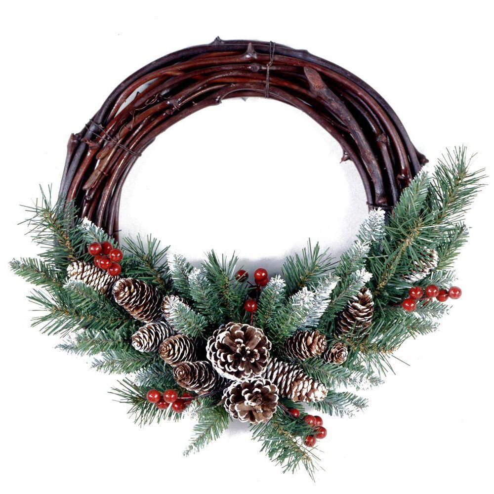 10 Best Outdoor Christmas Wreaths for 2018 - Festive Winter ...