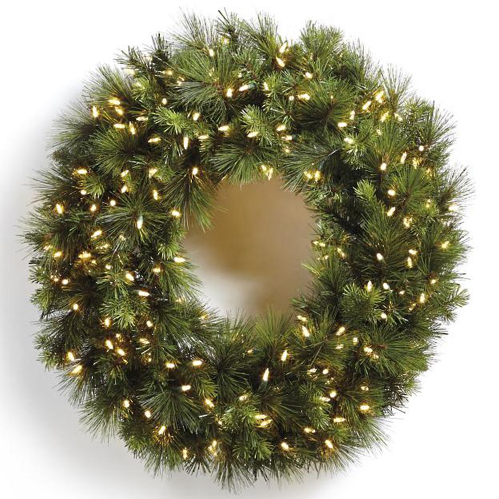 12 best christmas wreaths for your front door holiday wreaths for 2018 - Michaels Christmas Garland