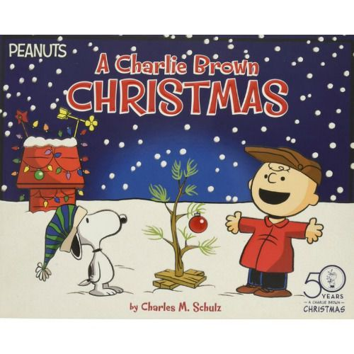 Christmas Books.A Charlie Brown Christmas By Charles M Schulz