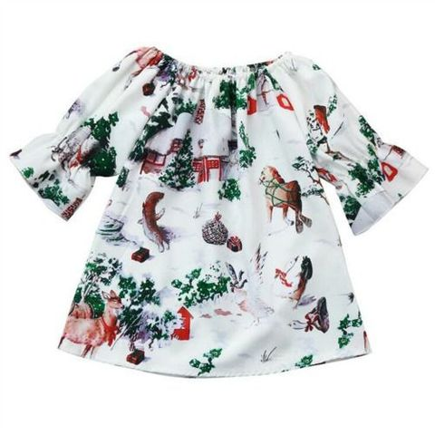 863a34417 15+ Best Baby Christmas Outfits for 2018 - Baby Boy & Girl Christmas ...