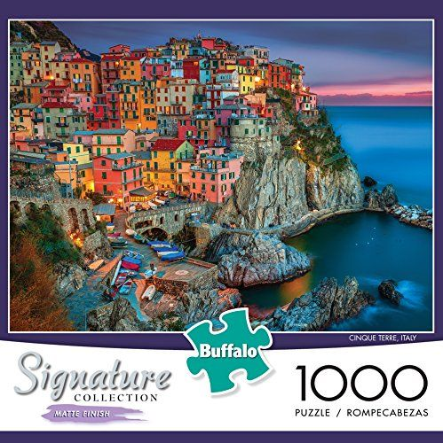 Cinque Terre 1000-Piece Puzzle
