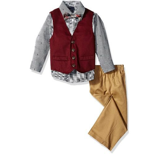 13 Best Christmas Outfits for Kids in 2018 - Christmas Outfit Ideas for Boys    Girls f2102b8dc301