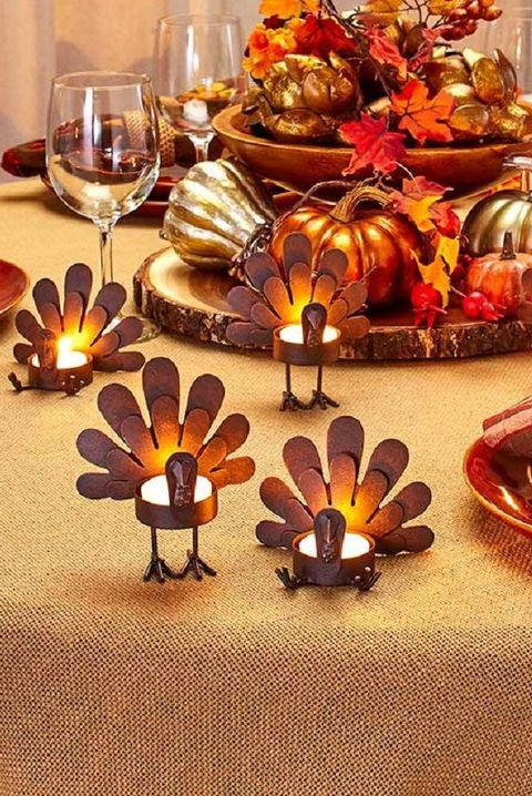 15 Easy Thanksgiving Decorations Cute And Simple Decor