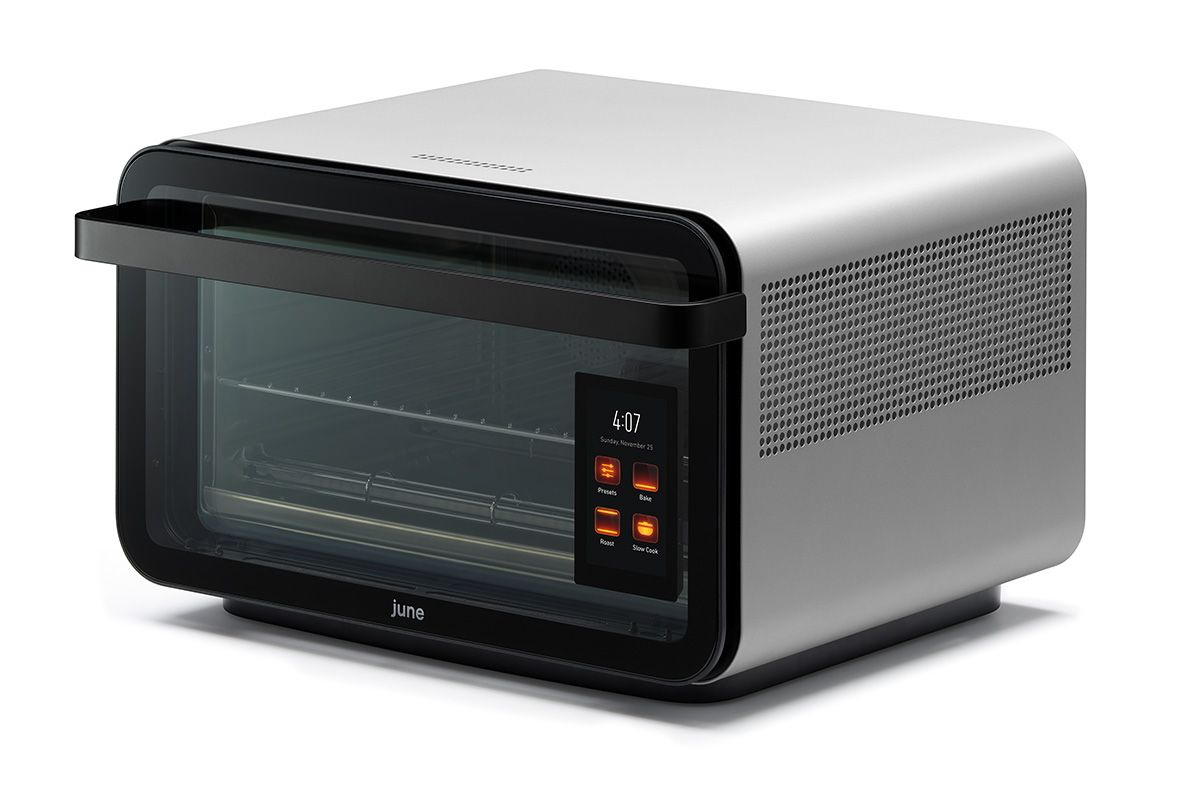 The New Smart June Oven Has Seven Kitchen Appliances In One