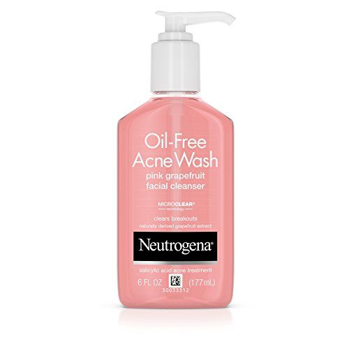 good cleansers for acne