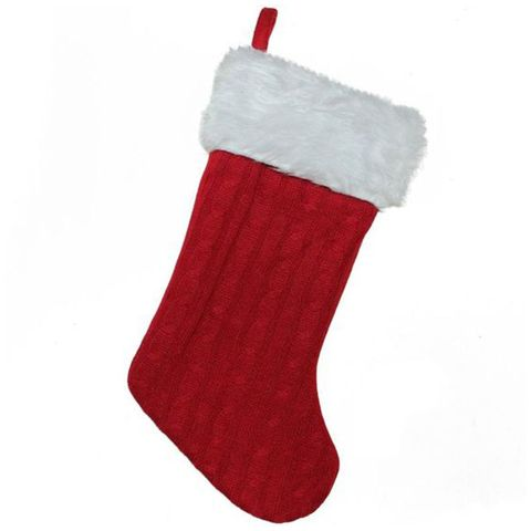 10 Best Christmas Stockings For 2018 Knit Amp Personalized