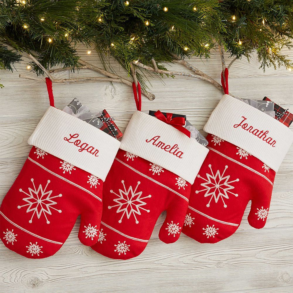 10 best christmas stockings for 2018 knit personalized christmas stockings - Pictures Of Decorated Christmas Stockings