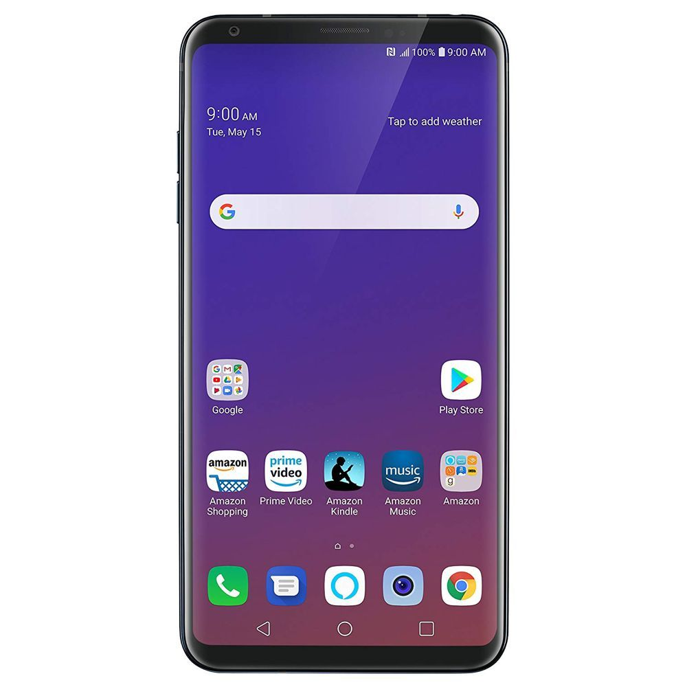 LG V35 ThinQ Android Smartphone
