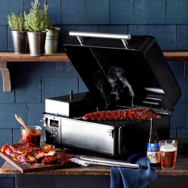 Traeger Tabletop Grill Table Design Ideas