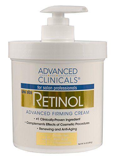 Advanced Clinicals Retinol Cream