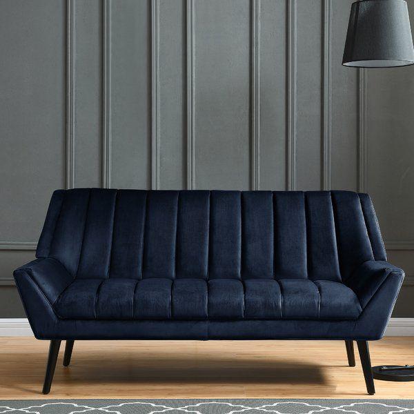 Navy Houston Sofa