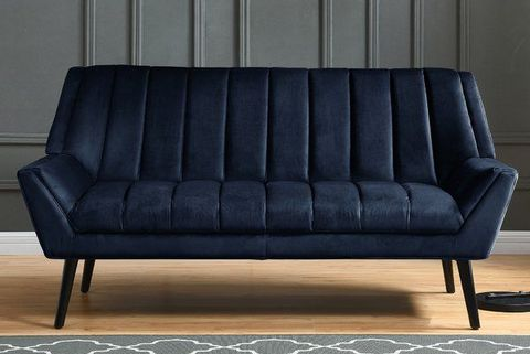 1 Navy Houston Sofa