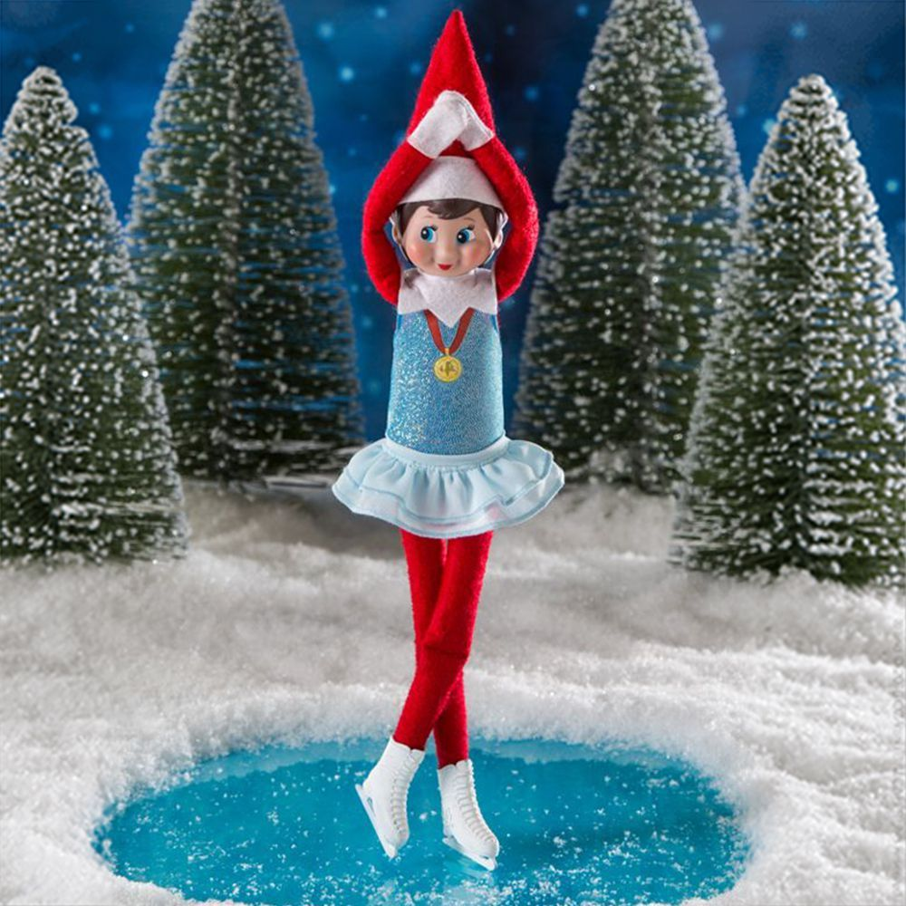 The Elf On The Shelf Claus Couture Arctic Ice Skater