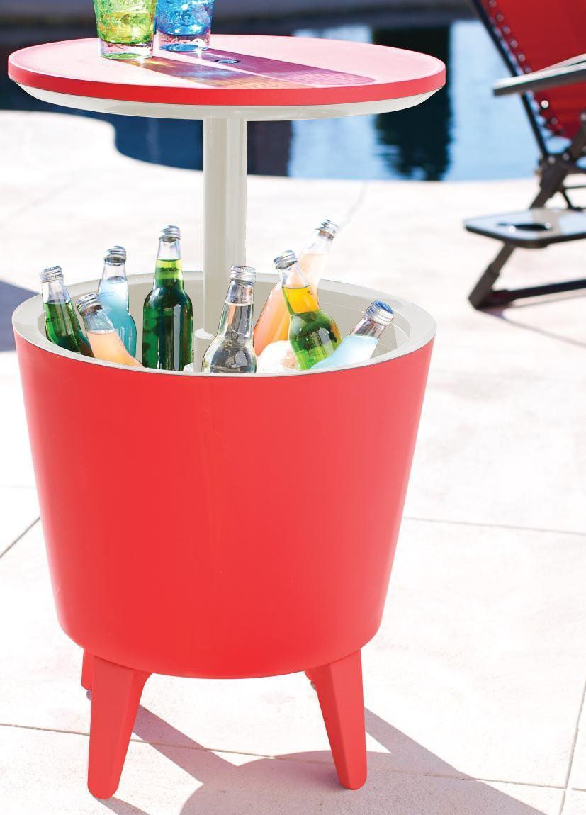 This Cooler Table Is Exactly What You Need for Tailgate Season