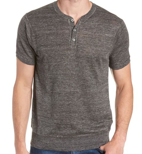dd7289ff The 11 Best Henley Shirts for Men to Wear Fall 2018