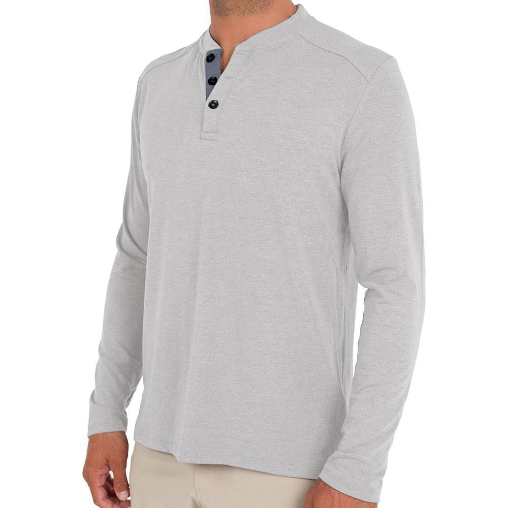 40643d1279db The 11 Best Henley Shirts for Men to Wear Fall 2018