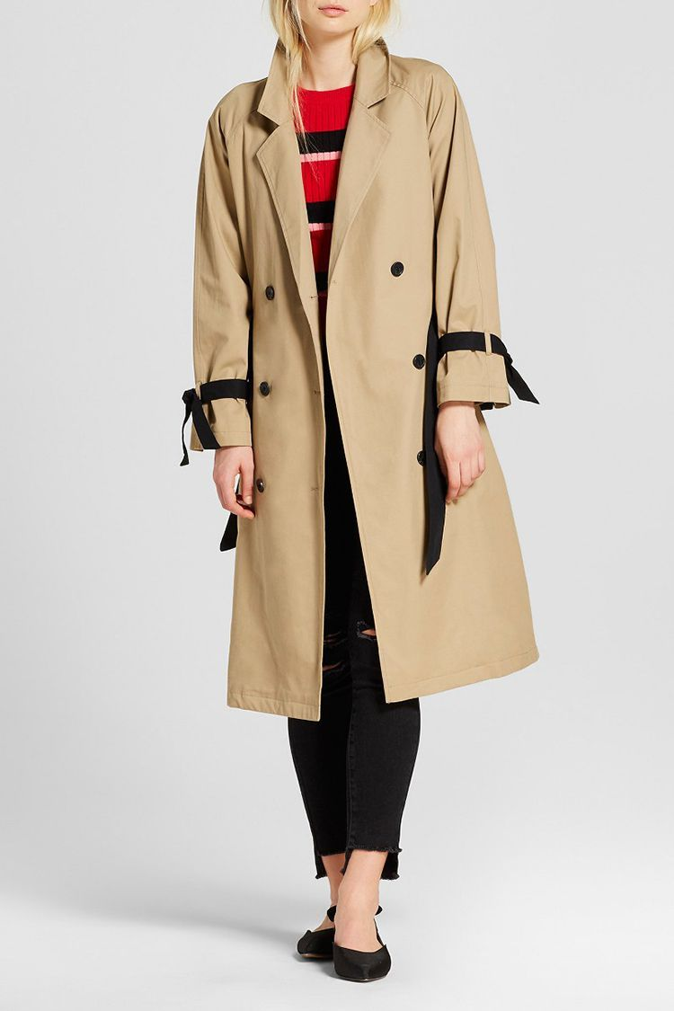 ce5cdc1df42d 10 Best Beige Trench Coats for Fall 2018 - Classic Women s Trench Coats