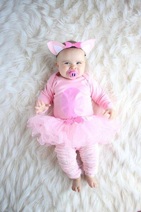 8f65f1f47 17 Cute Newborn Halloween Costume Ideas - Best Baby Costumes 2018