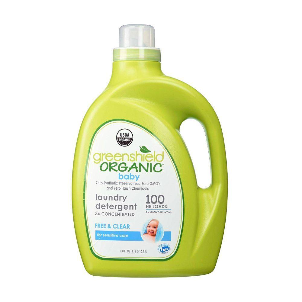 GreenShield Organic Organic USDA Baby Laundry Detergent