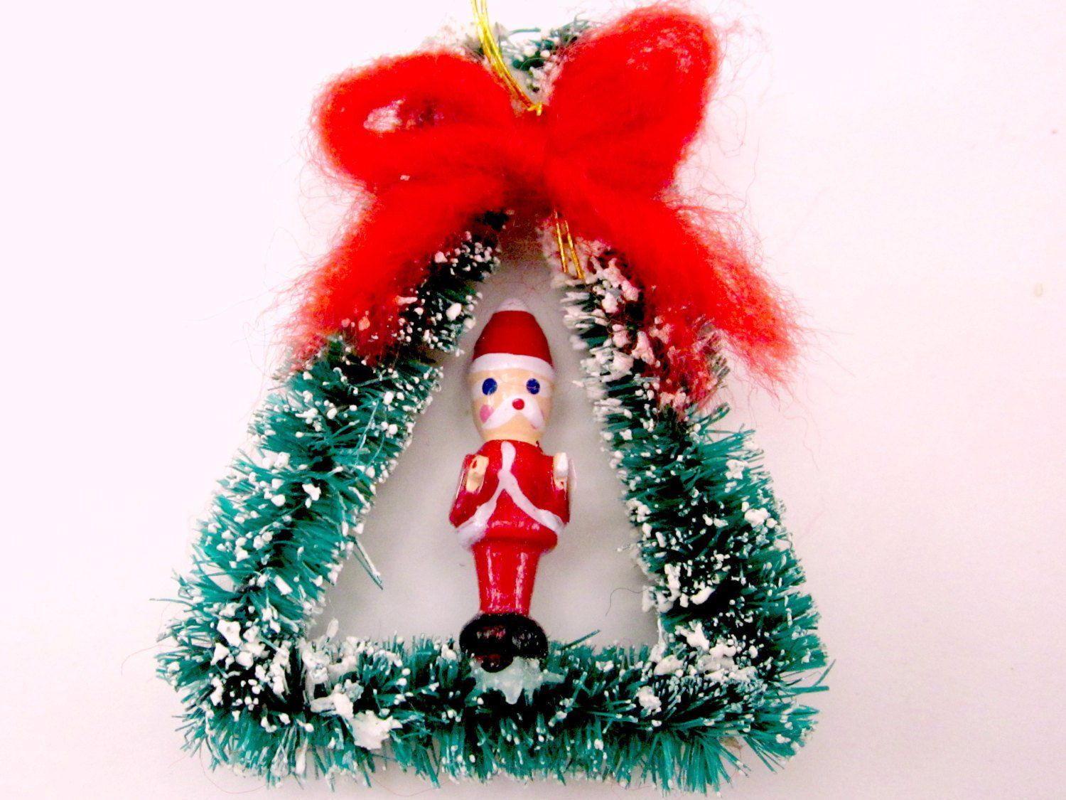 17 Vintage Christmas Decorations & Ornaments - Pictures of Old ...