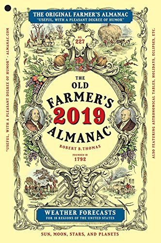 Old Farmer's Almanac Winter 2019 Weather Forecast