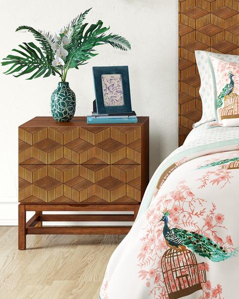 perabot furnitur kayu