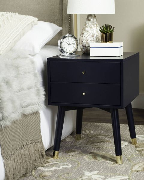 10 Modern Nightstands For Every Bedroom Style Chic