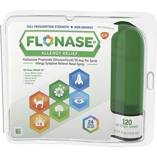 Flonase 24hr Allergy Relief Nasal Spray