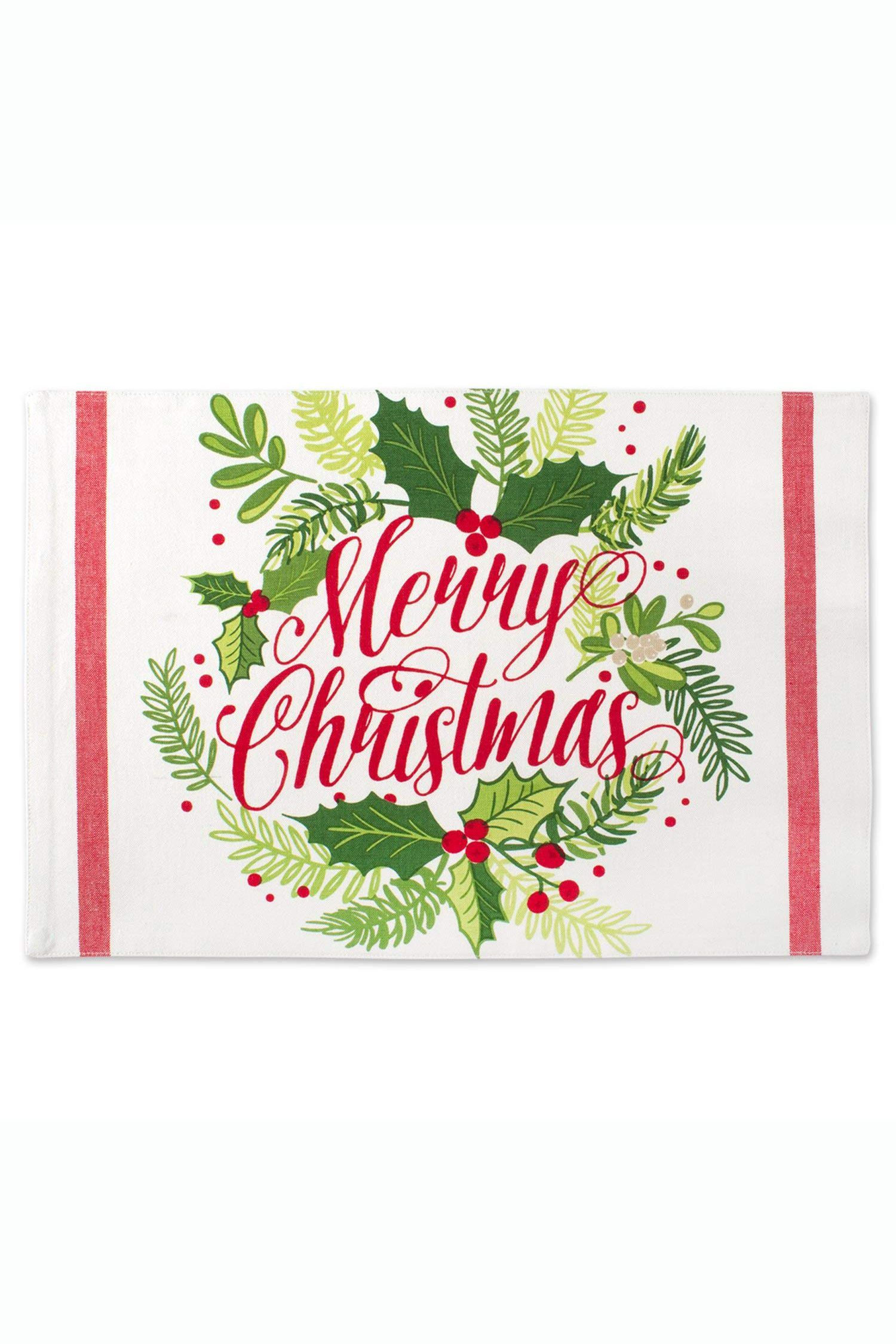 20 Best Christmas Placemats