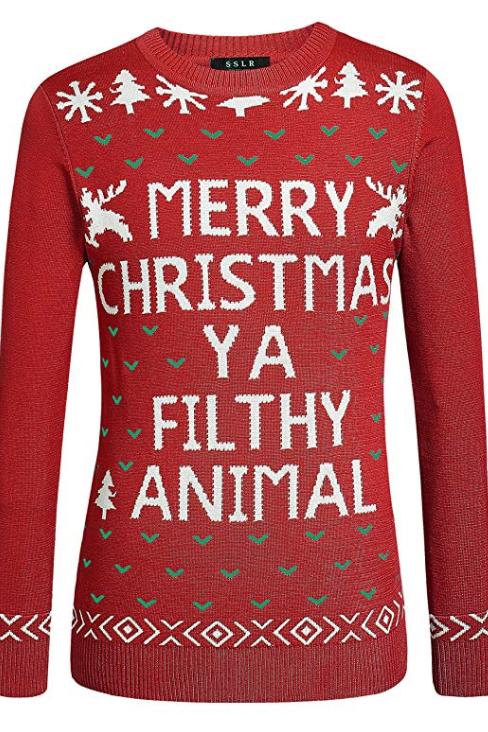 Make An Ugly Christmas Sweater With Lights