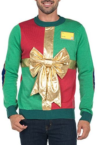 present ugly christmas sweater - Best Ugly Christmas Sweaters Ever