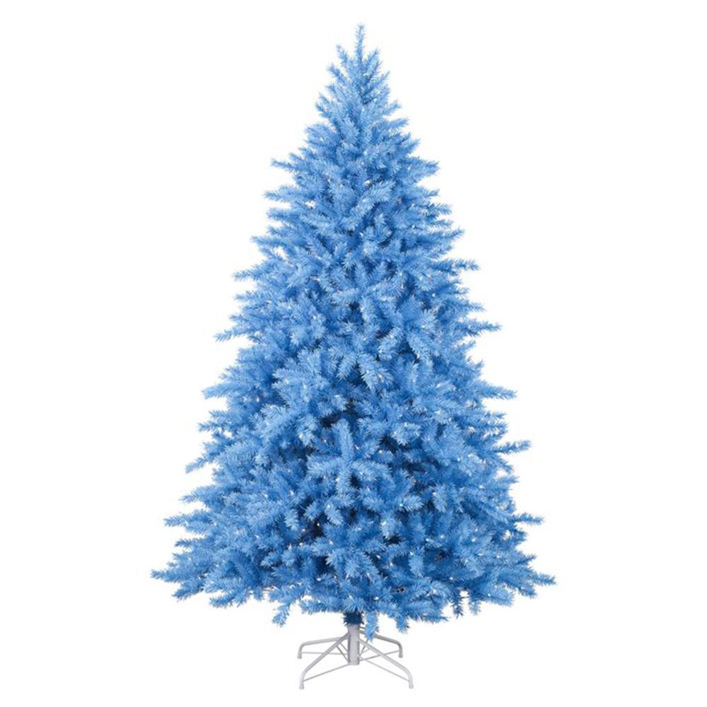 10 best blue artificial christmas trees for 2018 - Christmas Tree Blue