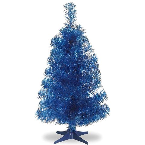 national tree company 2 foot blue christmas tree - Christmas Tree Blue