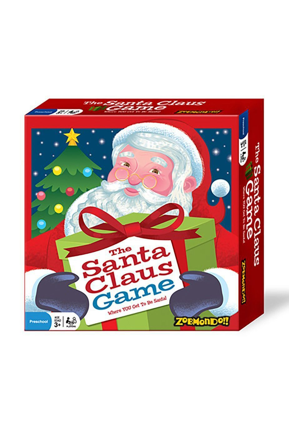 26 fun christmas games to play with the family homemade christmas party games - Christmas Game