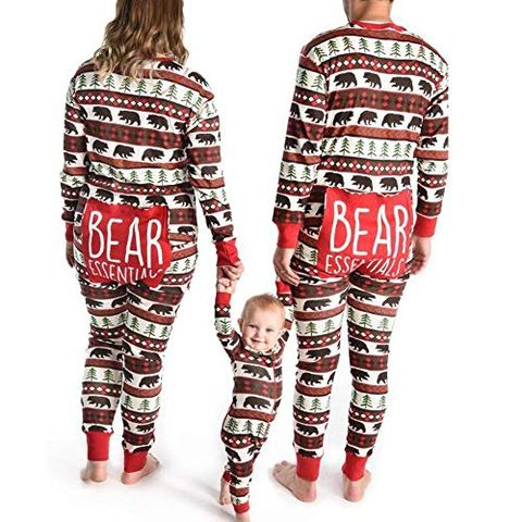 matching christmas pajamas for couples baby