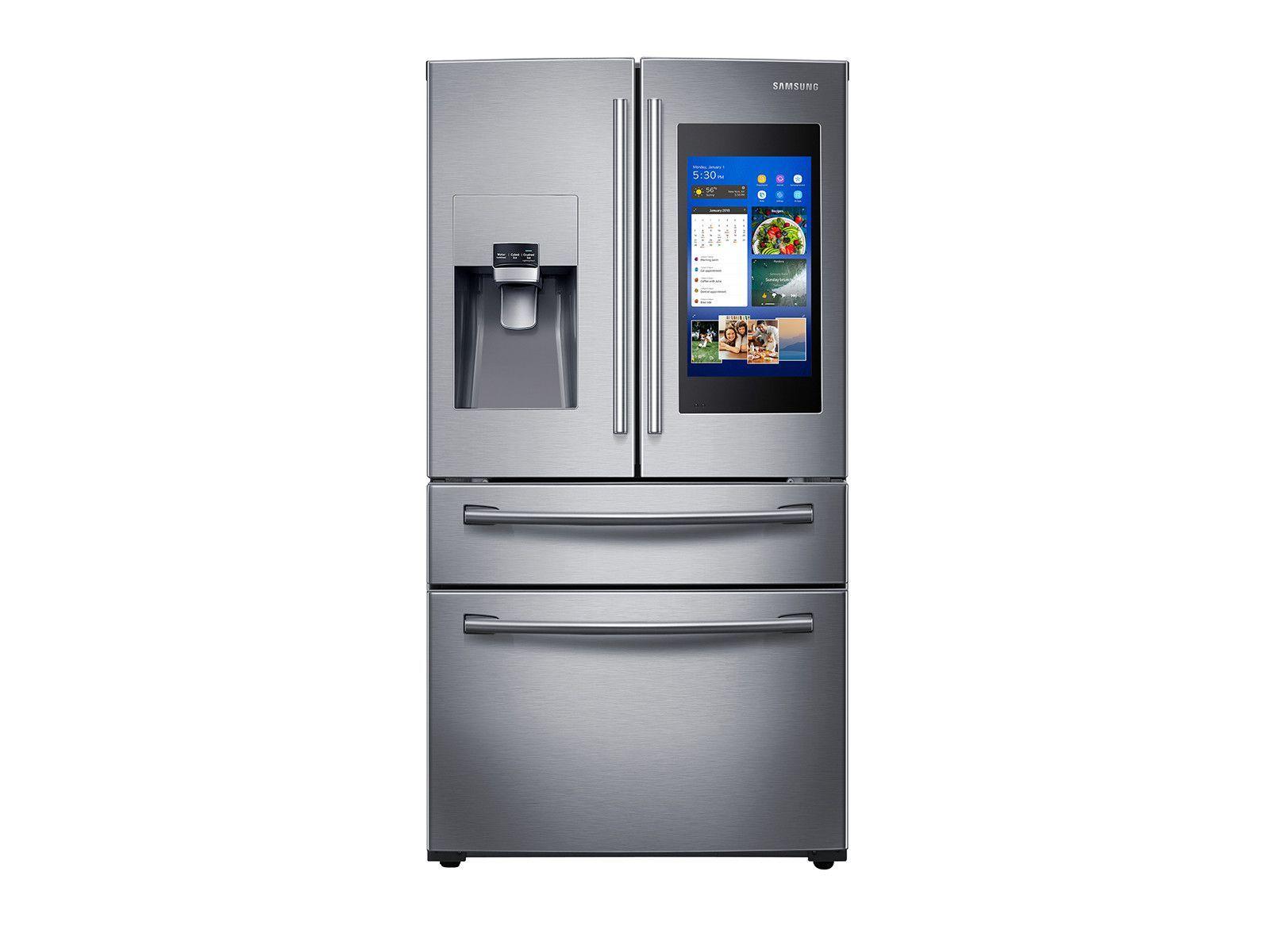 Samsung 4 Door Refrigerator With Family Hub