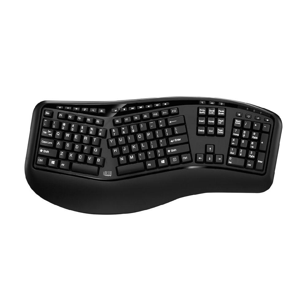 10 Best Ergonomic Keyboards For 2019 Wireless Ergonomic Keyboard Reviews