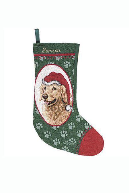 personalized dog breed christmas stocking - Dog Stockings For Christmas