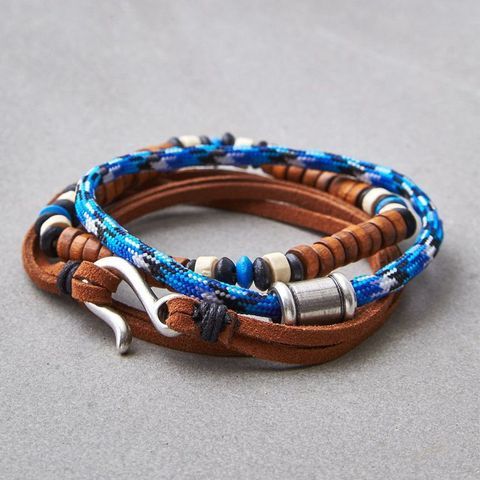American Eagle Outers Men S Cool Tones Bracelet Set