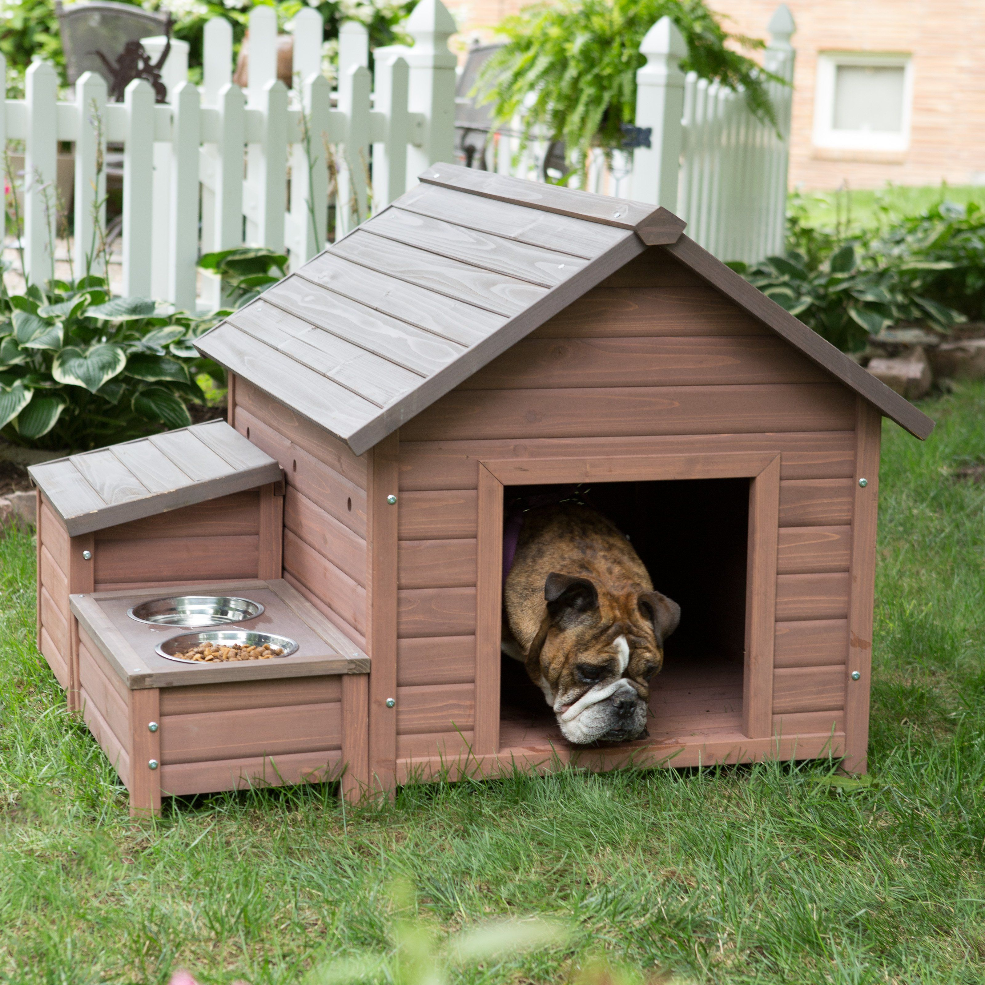 15 Best Fancy Dog Houses - Cool Luxury Dog Houses To Buy