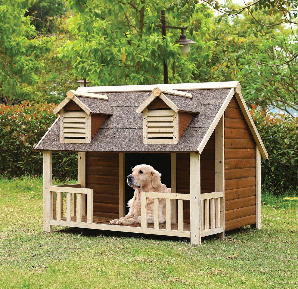15 Best Fancy Dog Houses Cool Luxury