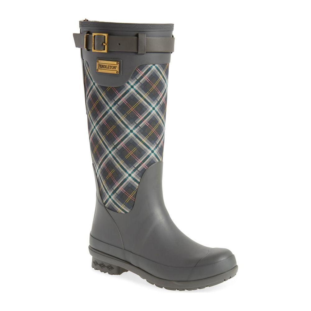 Patterned Rain Boots Custom Decorating