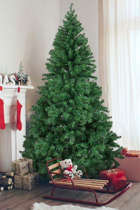 best choice products - Decorated Artificial Christmas Trees