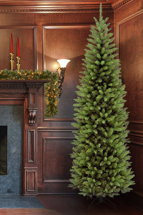 Tall Skinny Christmas Tree Decorating Ideas.20 Best Artificial Christmas Trees 2019 Best Fake