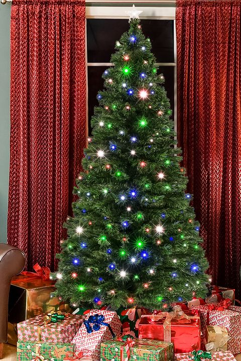 best choice products pre lit led tree